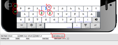 Creating a Touch Keyboard Layout Part 2