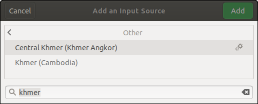 Add Input Source: khmer_angkor